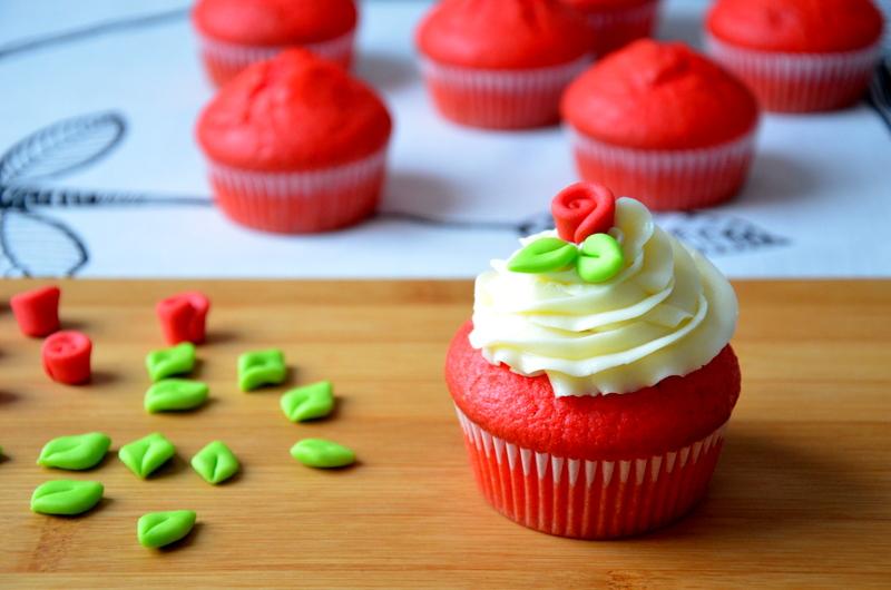 Walentynkowe Red Velvet