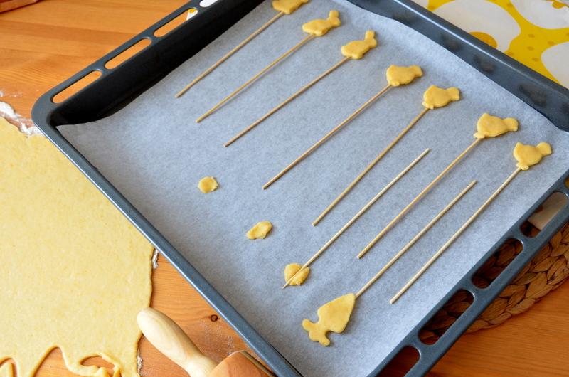 Świąteczne kruche ciasteczka