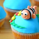 Babeczka Gdzie jest Nemo