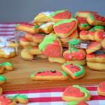 Wakacyjne ciasteczka