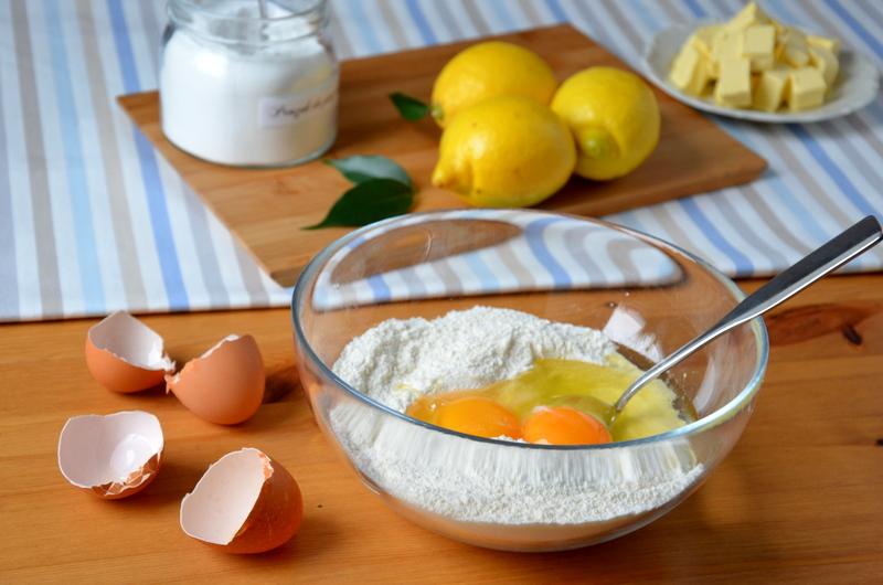 Ciasteczka cytrynki