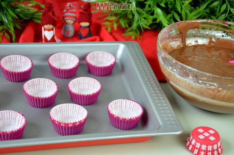 Mikołajowe brownie 7