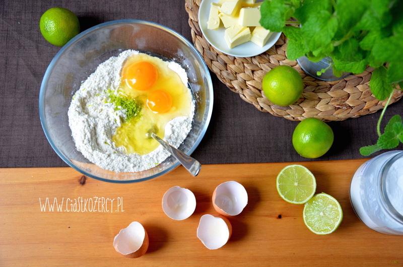 Tarta limonkowa 10