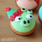 Angry Birds edycja świąteczna – świnka