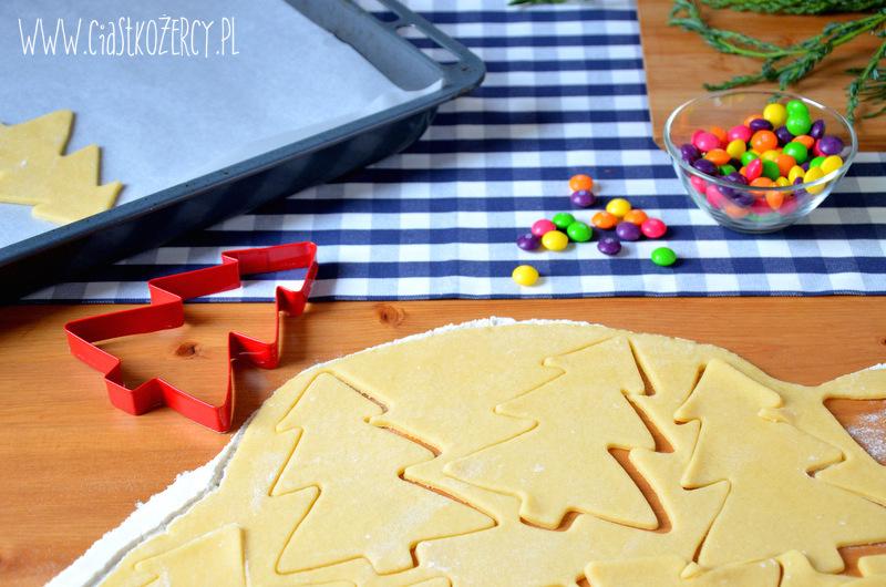 ciasteczka choinki 5