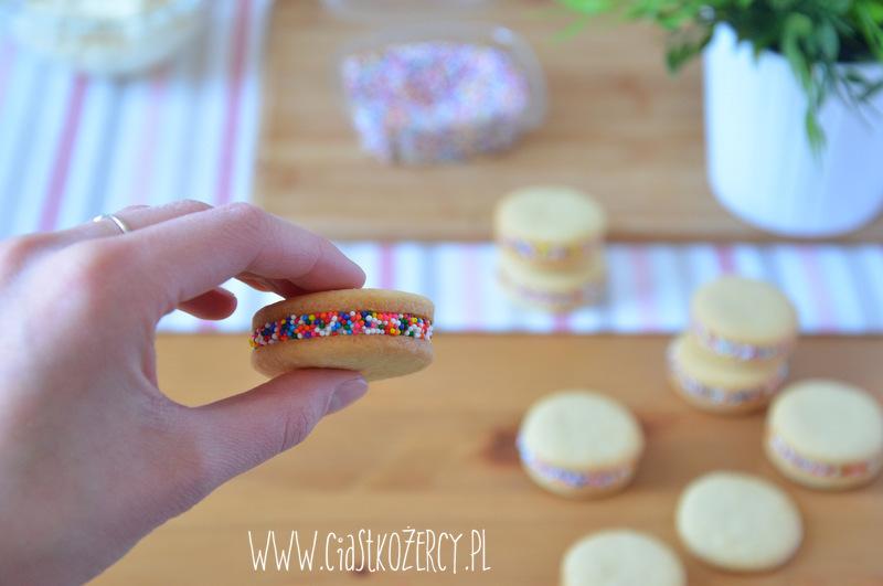 Domowe ciasteczka markizy