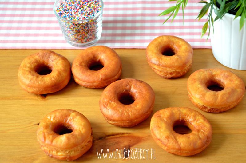 Amerykańskie pączki donuty 9