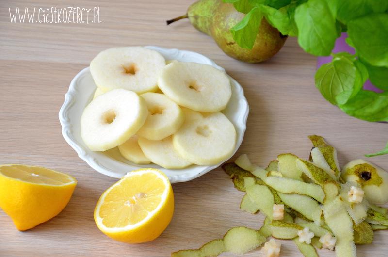 Migdałowa tarta z gruszkami 4