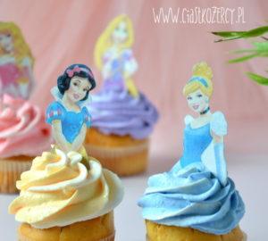 Babeczki księżniczki