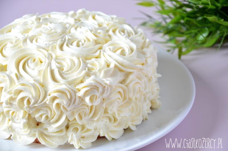 Prosty tort śmietankowy 13