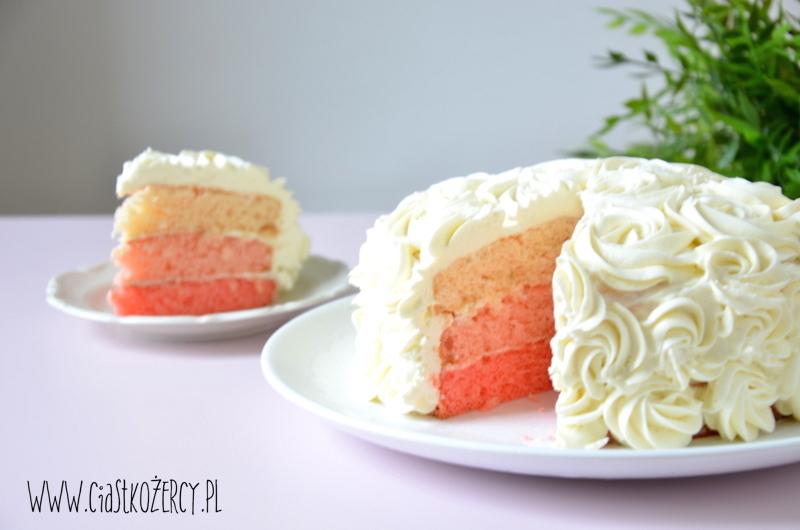 Prosty tort śmietankowy 16