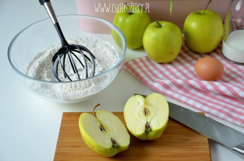 Jabłka w cieście 3