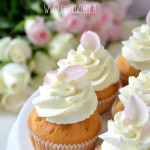 Weselne inspiracje – Babeczki Różane