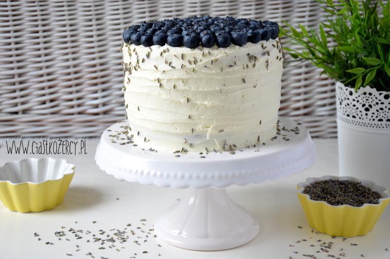 Tort lawendowy 14