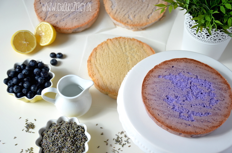 Tort lawendowy 2