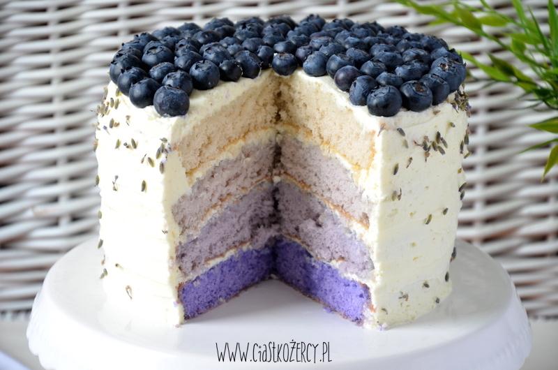 Tort lawendowy 21