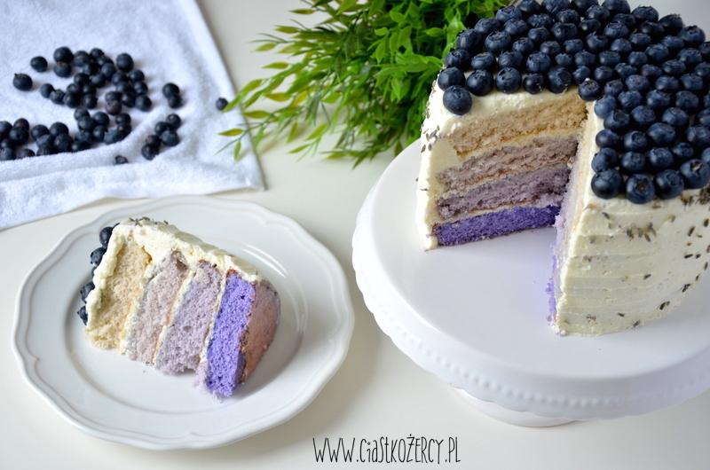 Tort lawendowy 22
