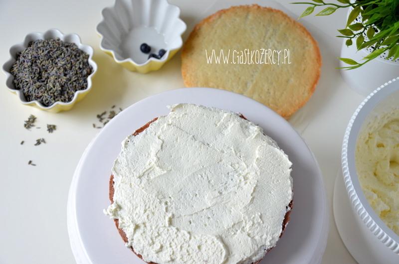 Tort lawendowy 7