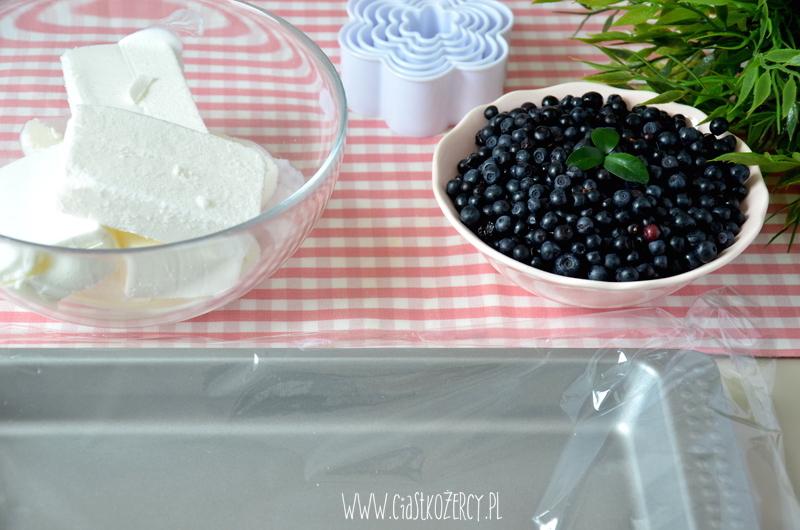 Kanapka lodowa z jagodami 19