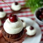 Muffinki Cherry Coke