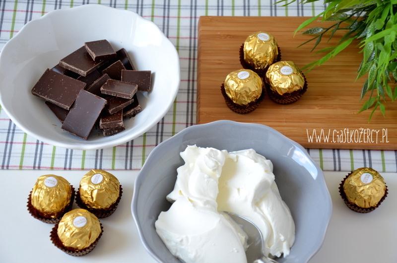 Babeczki Ferrero 6