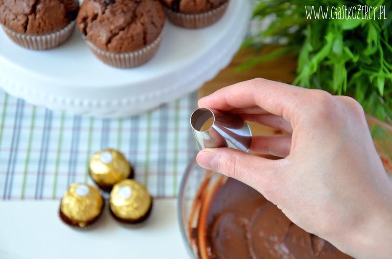 Babeczki Ferrero 9