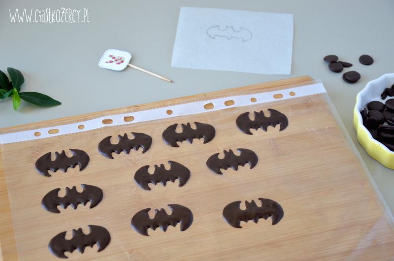 Ciasteczka Batman 6