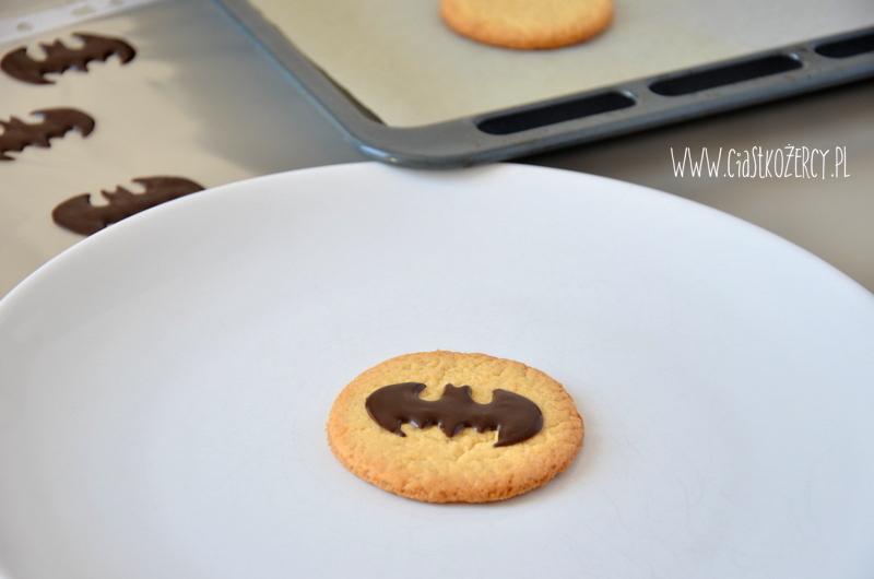 Ciasteczka Batman 8
