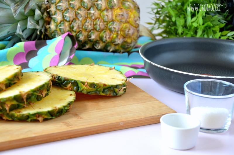 Tarta ananasowa 10