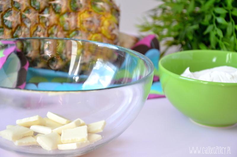 Tarta ananasowa 12