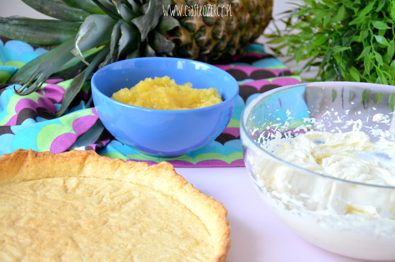 Tarta ananasowa 13