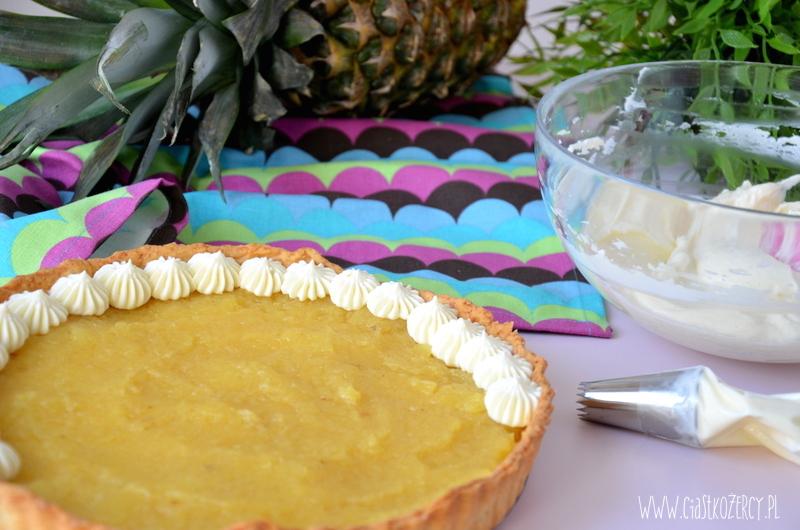 Tarta ananasowa 14