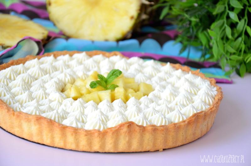 Tarta ananasowa 15