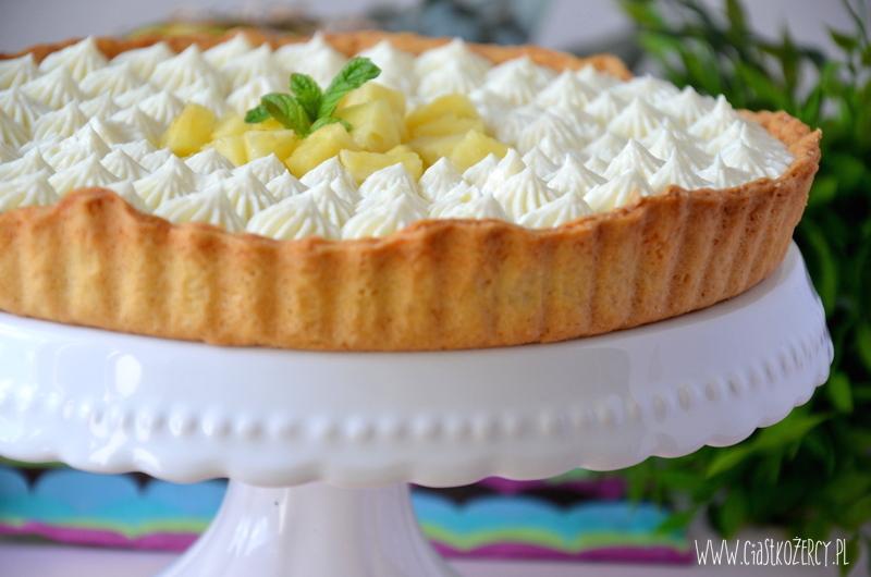 Tarta ananasowa 16