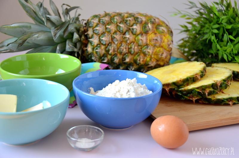 Tarta ananasowa 3