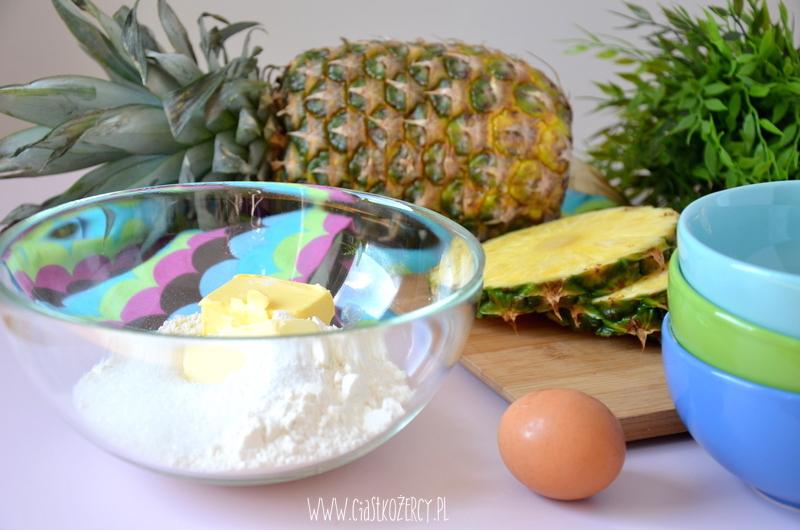 Tarta ananasowa 4