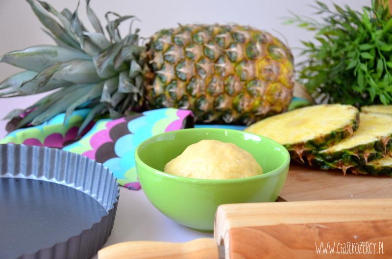 Tarta ananasowa 5