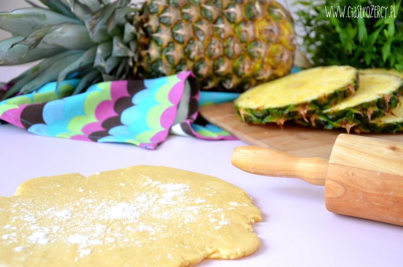 Tarta ananasowa 6