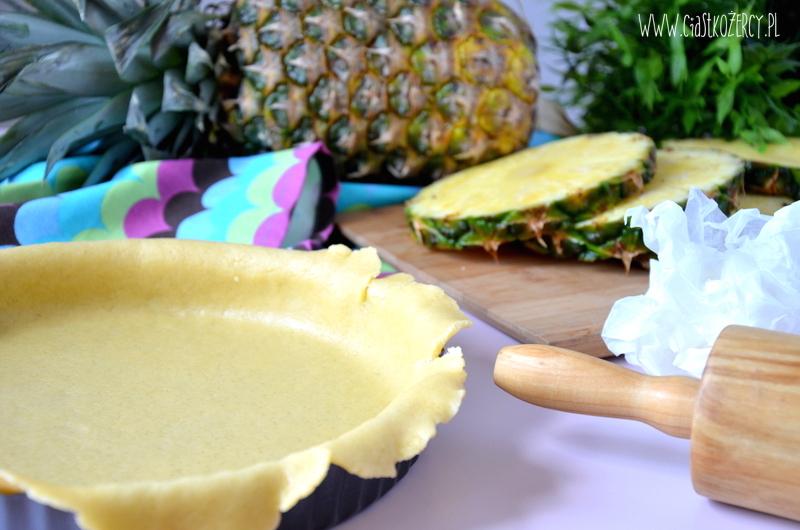 Tarta ananasowa 7