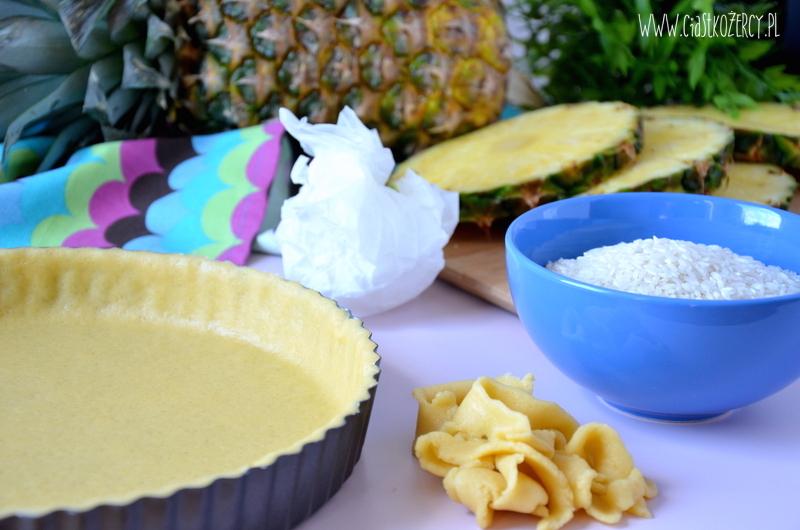 Tarta ananasowa 8
