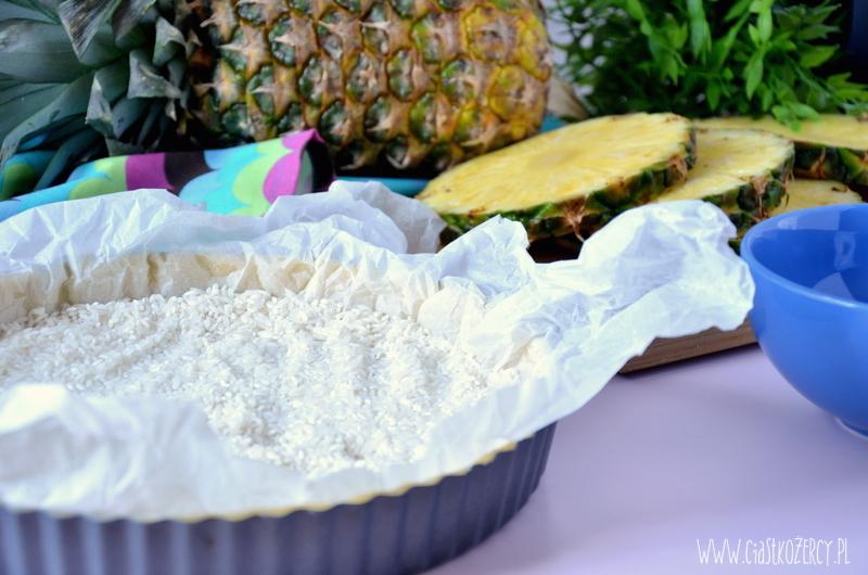 Tarta ananasowa 9