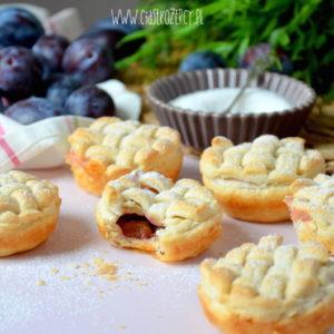 ciasteczka ze śliwkami
