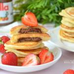 Pancake'i z niespodzianką