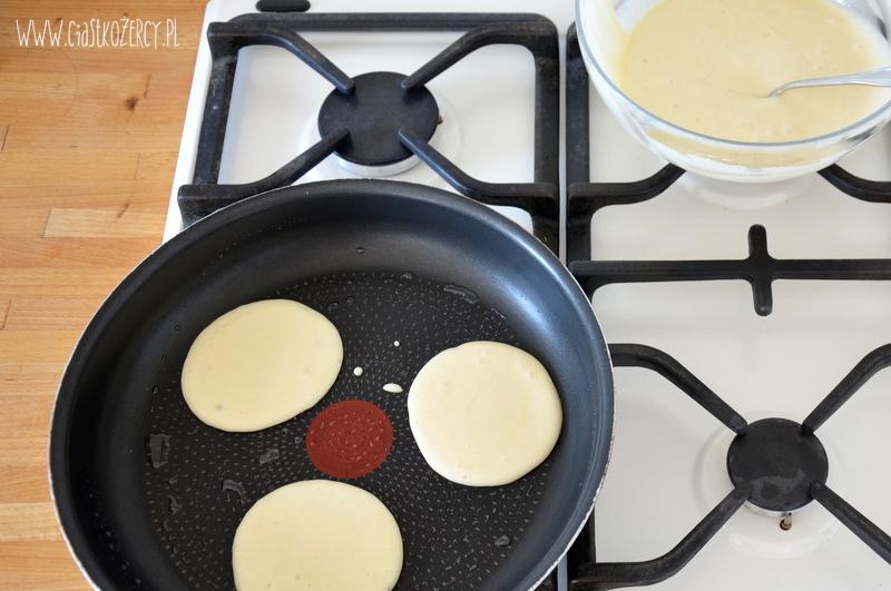 Pancake'i z Nutellą 5