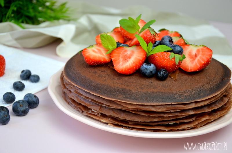 Naleśniki czekoladowe 10