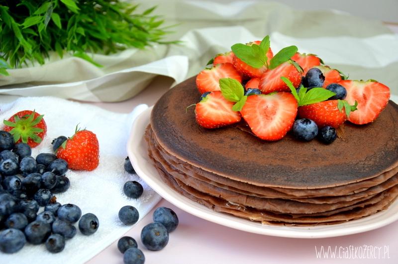 Naleśniki czekoladowe 11