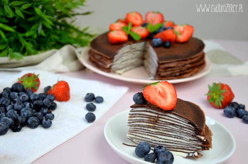 Naleśniki czekoladowe 12