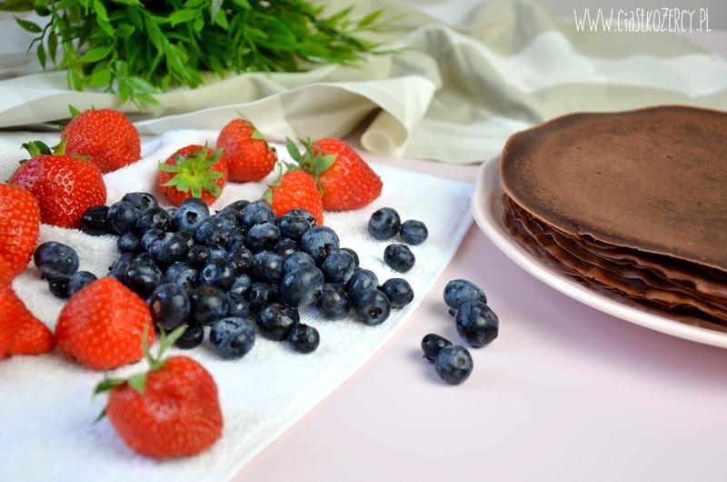 Naleśniki czekoladowe 5