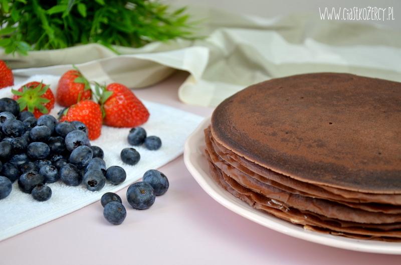 Naleśniki czekoladowe 9