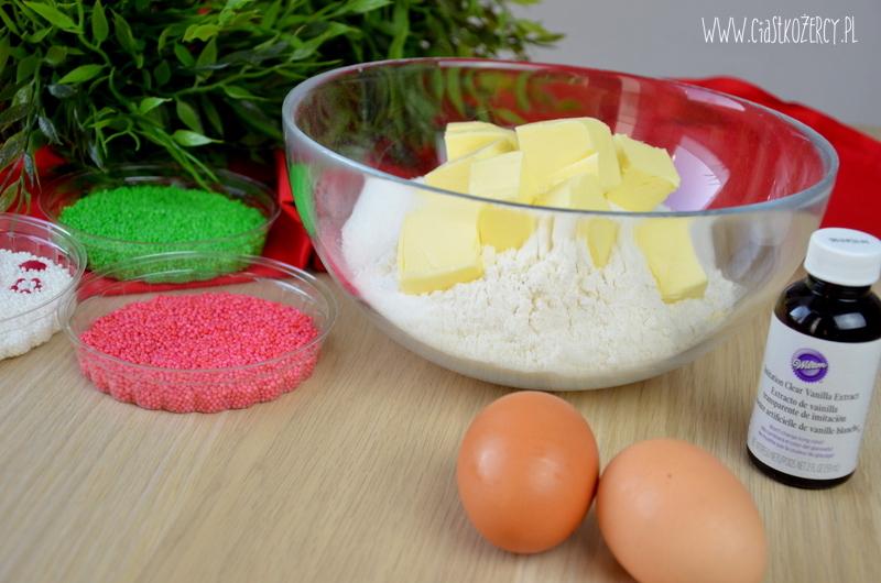Świąteczne kruche ciasteczka 2